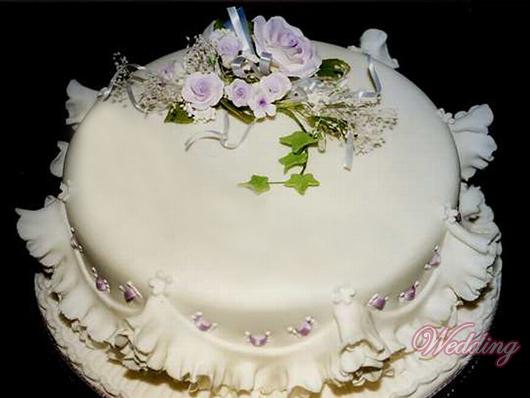 Украшение тортов марципаном в домашних условиях фото